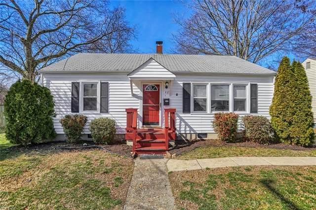 47 Clayton Dr, Hampton, VA 23669 (#10366211) :: Berkshire Hathaway HomeServices Towne Realty