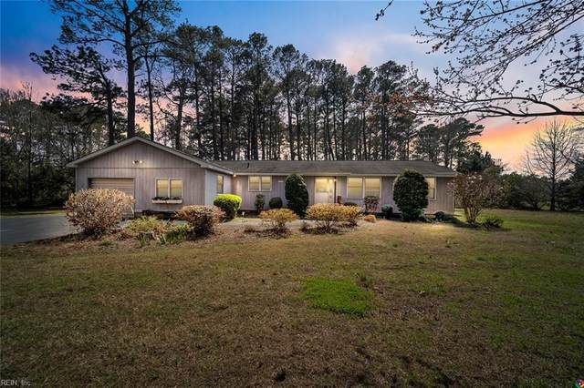 28268 Harbor Rd, Accomack County, VA 23410 (#10366300) :: Atlantic Sotheby's International Realty