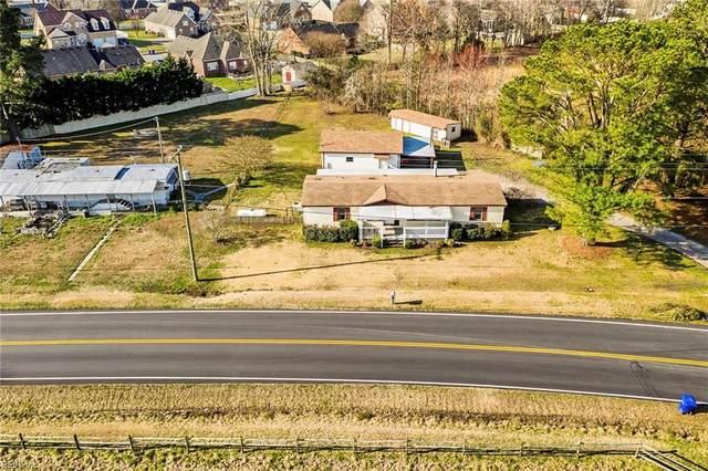 3421 Sleepy Hole Rd, Suffolk, VA 23435 (#10366342) :: Crescas Real Estate