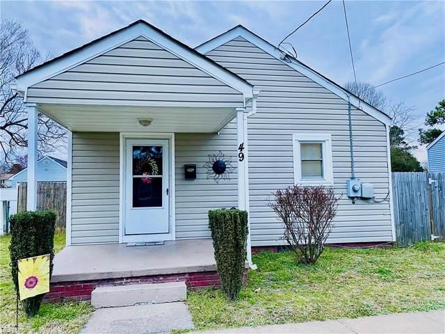 49 Greeneland Blvd, Portsmouth, VA 23701 (#10366484) :: Berkshire Hathaway HomeServices Towne Realty