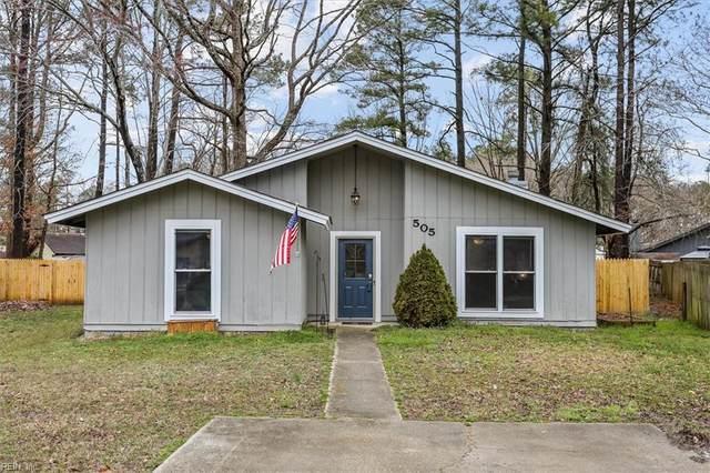 505 Cambertree Way, Newport News, VA 23608 (#10366545) :: Abbitt Realty Co.