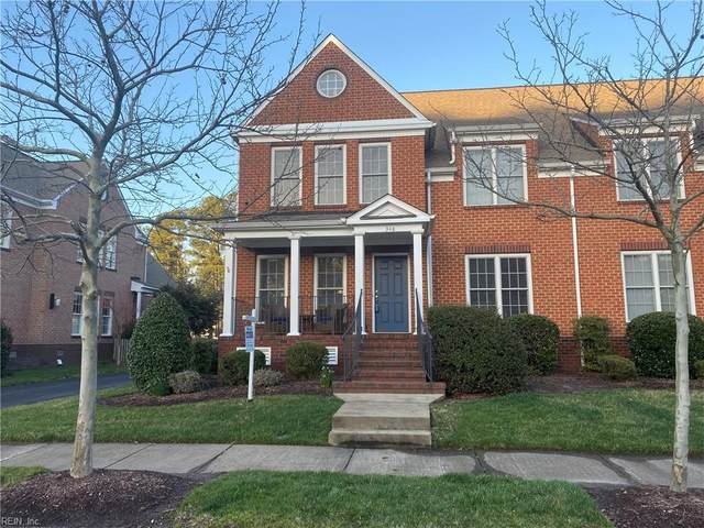 348 Walt Whitman Ave, Newport News, VA 23606 (#10366762) :: Verian Realty