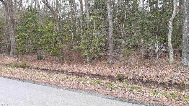 lot 17 Browns Ave, Southampton County, VA 23866 (#10366784) :: The Bell Tower Real Estate Team