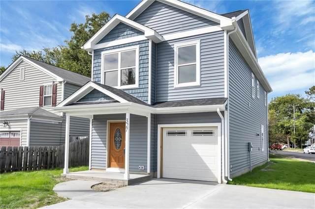 1433 E Pembroke Ave, Hampton, VA 23663 (#10366929) :: Berkshire Hathaway HomeServices Towne Realty