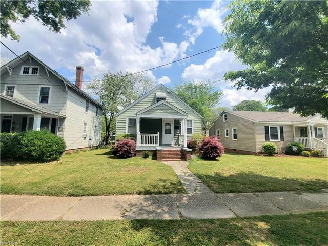 627 Florida Ave, Portsmouth, VA 23707 (#10367256) :: Berkshire Hathaway HomeServices Towne Realty