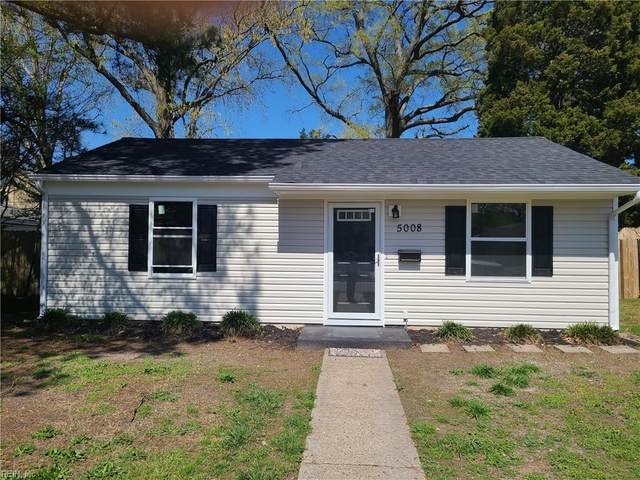 5008 82nd St, Hampton, VA 23605 (#10367275) :: RE/MAX Central Realty
