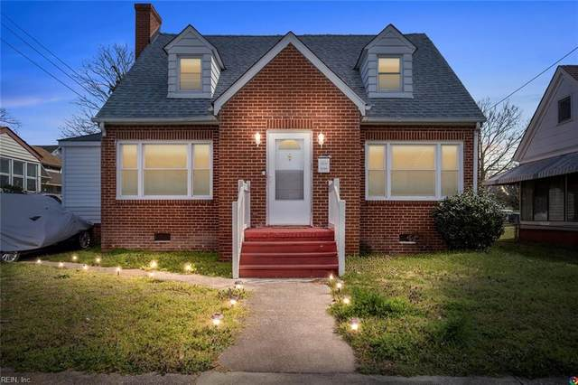 3204 Roanoke Ave, Newport News, VA 23607 (#10367398) :: Berkshire Hathaway HomeServices Towne Realty