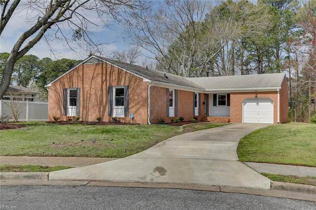 1359 Coral Pl, Hampton, VA 23669 (#10367436) :: Abbitt Realty Co.