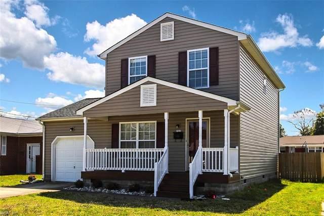 722 Oakland Ave, Hampton, VA 23669 (#10367441) :: Berkshire Hathaway HomeServices Towne Realty