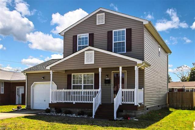722 Oakland Ave, Hampton, VA 23669 (#10367441) :: The Bell Tower Real Estate Team