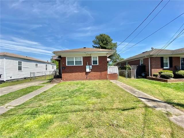 2805 Evergreen Pl, Portsmouth, VA 23704 (MLS #10367457) :: AtCoastal Realty