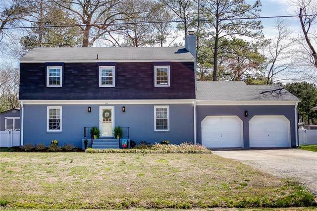 215 Raymond Dr, York County, VA 23696 (#10368605) :: Atlantic Sotheby's International Realty