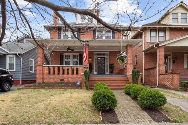 433 Pennsylvania Ave, Norfolk, VA 23508 (#10368675) :: The Bell Tower Real Estate Team