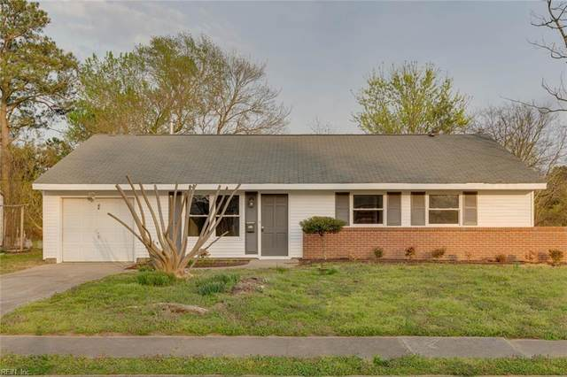 44 Diggs Dr, Hampton, VA 23666 (#10368917) :: The Bell Tower Real Estate Team