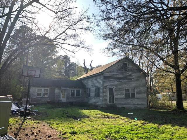 12270 Smiths Neck Rd, Isle of Wight County, VA 23314 (#10369550) :: Verian Realty
