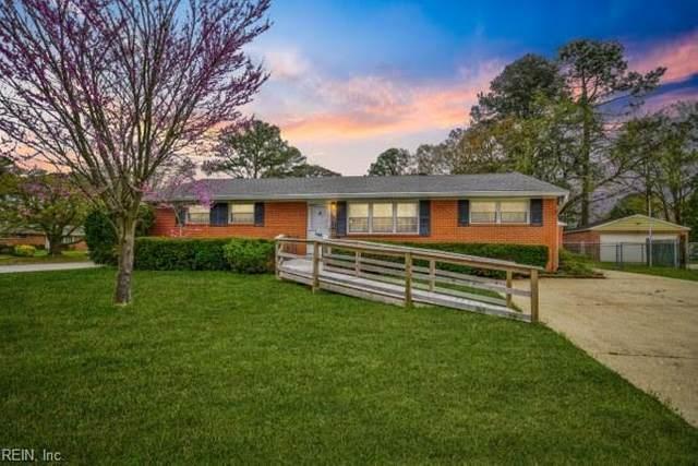 8340 Mona Ave, Norfolk, VA 23518 (#10369663) :: Atlantic Sotheby's International Realty