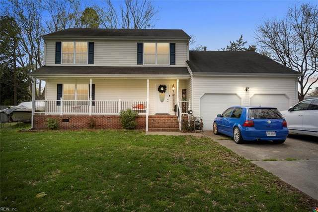 227 Lucas Creek Rd, Newport News, VA 23602 (#10369887) :: Abbitt Realty Co.