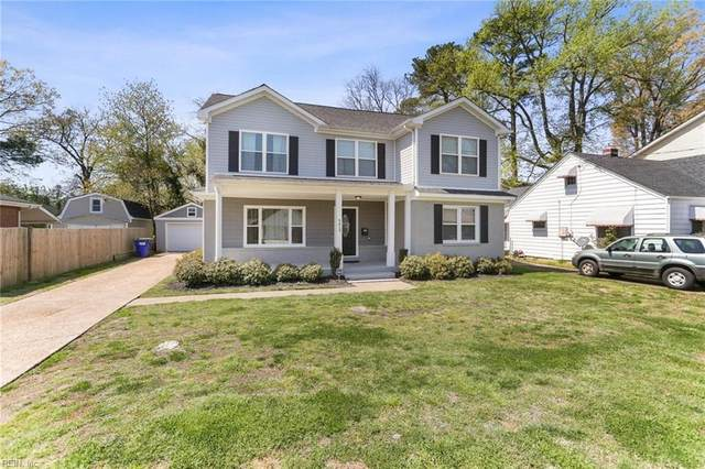 3419 Bell St, Norfolk, VA 23513 (#10369918) :: Berkshire Hathaway HomeServices Towne Realty