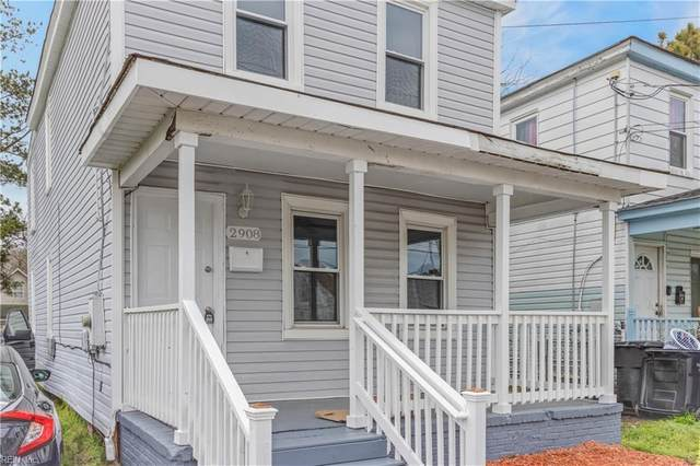 2908 Elm Ave, Portsmouth, VA 23704 (#10370230) :: Team L'Hoste Real Estate