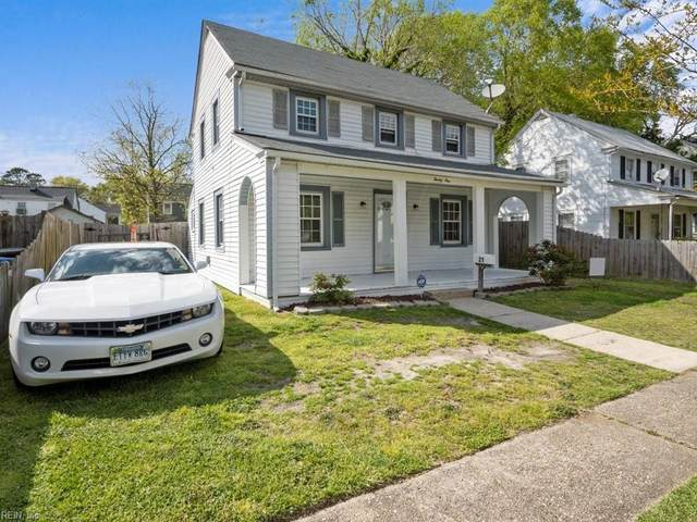 21 Burtis St, Portsmouth, VA 23702 (#10370245) :: Berkshire Hathaway HomeServices Towne Realty