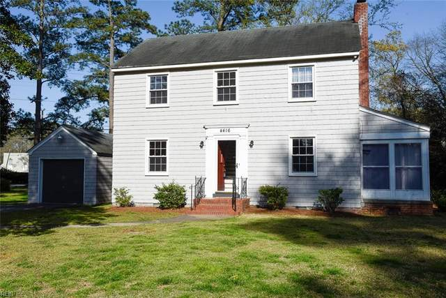 4416 Faigle Rd, Portsmouth, VA 23703 (#10370322) :: Berkshire Hathaway HomeServices Towne Realty