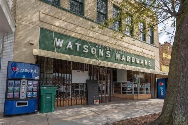 225 Mason Ave, Northampton County, VA 23310 (MLS #10370498) :: Howard Hanna Real Estate Services