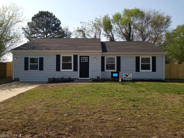 3021 Camelot Blvd, Chesapeake, VA 23323 (#10370976) :: Verian Realty
