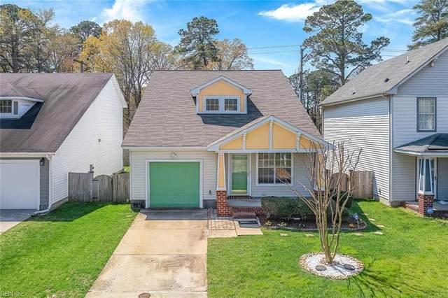 315 Towne Pointe Way, Newport News, VA 23601 (MLS #10371007) :: AtCoastal Realty