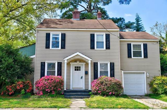 4001 Columbus Ave, Norfolk, VA 23504 (#10371460) :: Berkshire Hathaway HomeServices Towne Realty