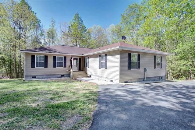 12692 Mount Olive Cohoke Rd, King William County, VA 23181 (#10371962) :: Rocket Real Estate