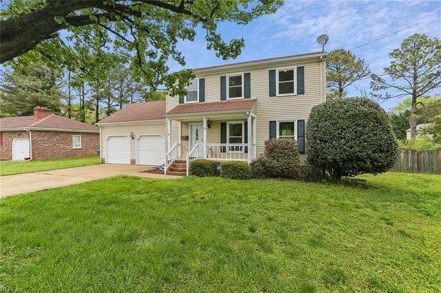 4 Timberline Cres, Newport News, VA 23606 (#10372242) :: Berkshire Hathaway HomeServices Towne Realty