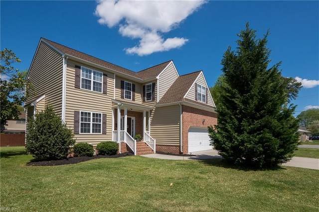 213 Roberta Dr, Hampton, VA 23666 (#10372346) :: The Kris Weaver Real Estate Team