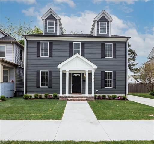 724 W 36th St, Norfolk, VA 23508 (#10372410) :: Team L'Hoste Real Estate