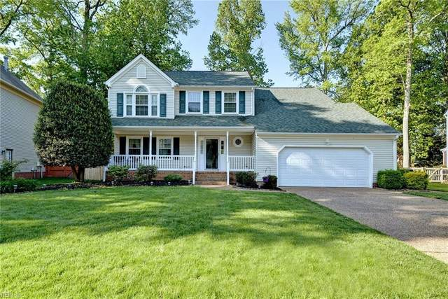 210 W Wedgwood Dr, York County, VA 23693 (#10373078) :: Tom Milan Team