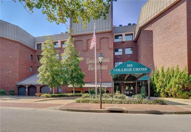 255 College Cross #54, Norfolk, VA 23510 (#10373178) :: Berkshire Hathaway HomeServices Towne Realty