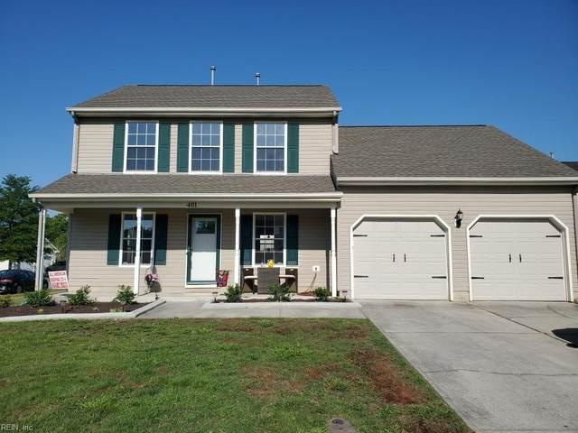 401 White Oak Ln, Suffolk, VA 23434 (#10373579) :: Abbitt Realty Co.