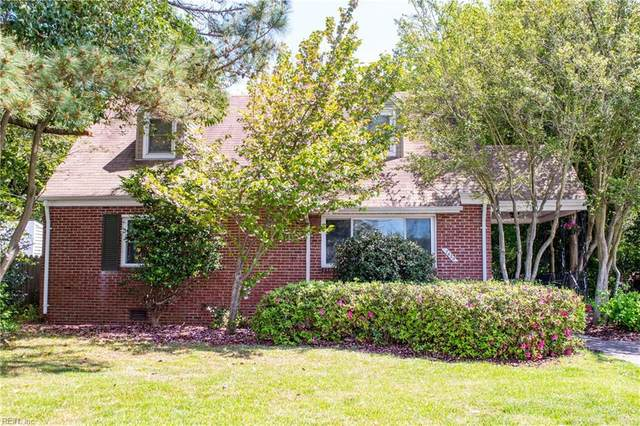 7630 Newport Ave, Norfolk, VA 23505 (#10373636) :: RE/MAX Central Realty