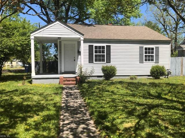 112 Charles Ave, Portsmouth, VA 23702 (#10373820) :: RE/MAX Central Realty