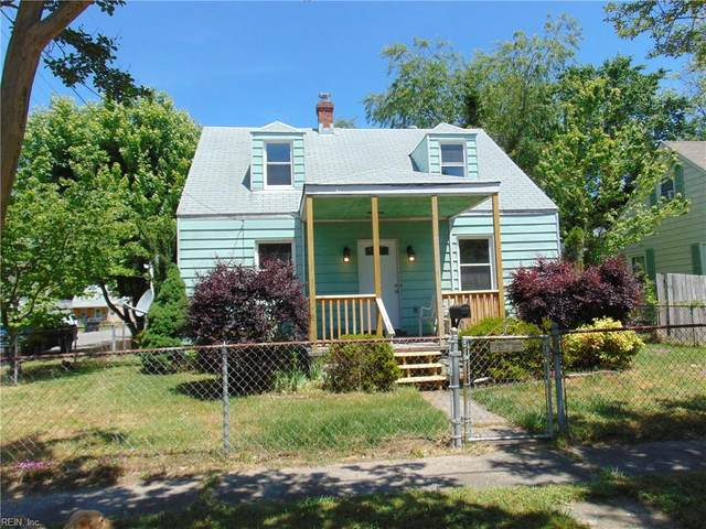 3312 Arlington Pl, Portsmouth, VA 23707 (#10373885) :: Atlantic Sotheby's International Realty