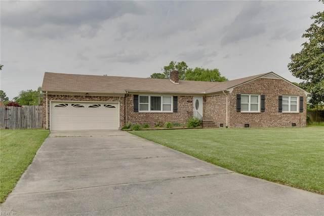 4726 Hatton Point Rd, Portsmouth, VA 23703 (#10373928) :: Crescas Real Estate
