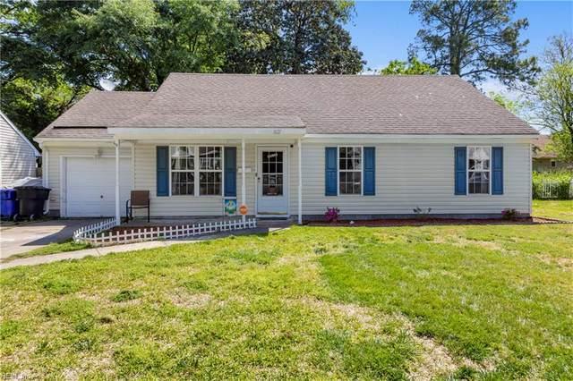 1621 Parker Ave, Portsmouth, VA 23704 (#10373974) :: Team L'Hoste Real Estate