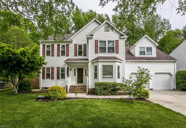 337 Peach Tree Cres, Newport News, VA 23602 (#10374027) :: Kristie Weaver, REALTOR