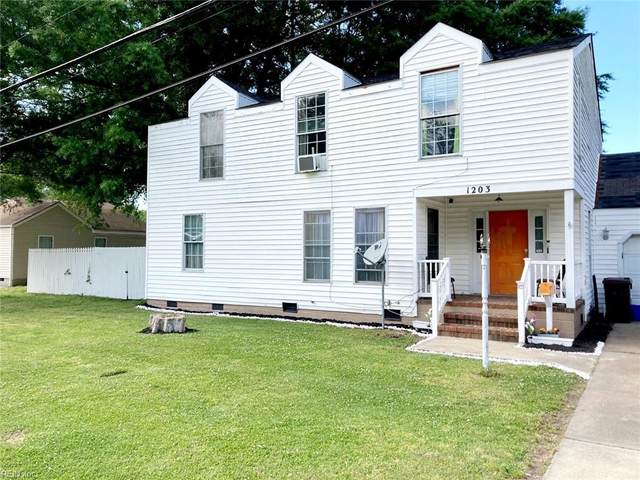 1203 Portlock Rd, Chesapeake, VA 23324 (#10374306) :: The Bell Tower Real Estate Team