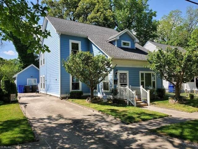 87 Gillis Rd, Portsmouth, VA 23702 (#10374372) :: Atlantic Sotheby's International Realty