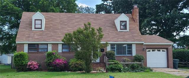 722 Dresden Dr, Newport News, VA 23601 (#10374639) :: Atlantic Sotheby's International Realty