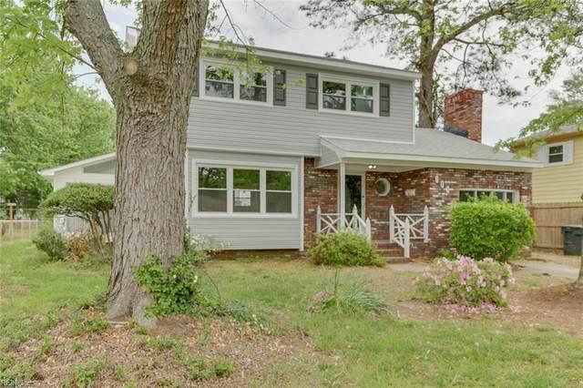 808 Homestead Ave, Hampton, VA 23661 (MLS #10374751) :: AtCoastal Realty