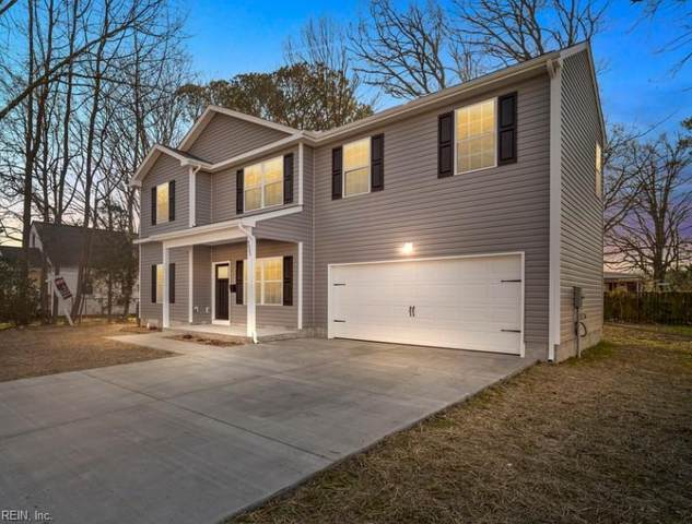 603 Mooney Rd, Chesapeake, VA 23325 (#10374783) :: Team L'Hoste Real Estate