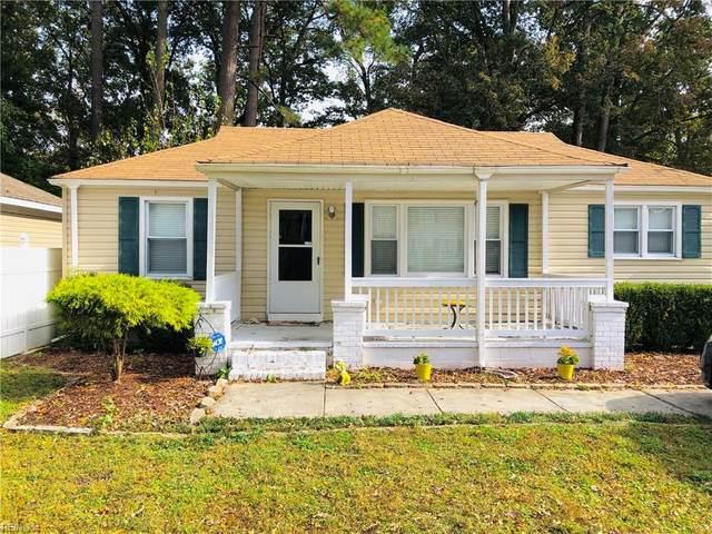 1208 Elder Ave, Chesapeake, VA 23325 (#10374954) :: Encompass Real Estate Solutions