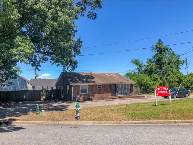 510 City Park Ave, Portsmouth, VA 23701 (#10375066) :: The Kris Weaver Real Estate Team
