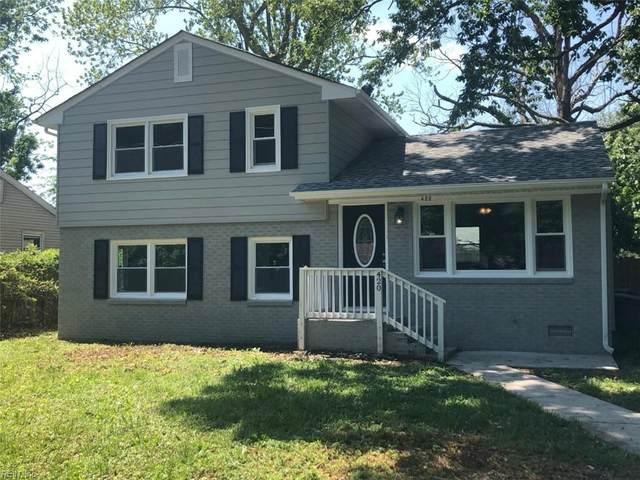 420 Fox Hill Rd, Hampton, VA 23669 (#10375080) :: Berkshire Hathaway HomeServices Towne Realty